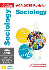 AQA GCSE Sociology All-in-One Revision and Practice (Collins GCSE 9-1 Revision) by Collins GCSE (Paperback, 2017)