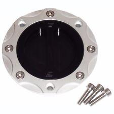 Oberon Performance Yamaha Fuel/Gas/Race Cap Kit FUE-0419-BLACK