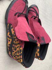 Vans Sk8-Hi Pro (Punk) Beet Red/Black Unisex Size 10