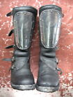 Vintage Alpinestars Hi-Point Motocross Boots Size 10-11us '70 '80