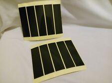 Voiture plaque d'immatriculation collant fixation mousse patins pack de X20 95X25X1mm