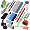 Car Wrapping Tools Kit Vinyl Squeegee Micro Gasket Tuck Tool Wrap Application UK