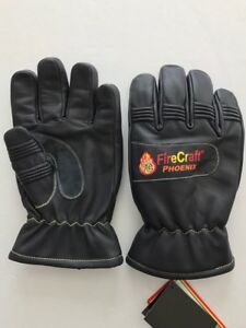 Fire Fighting Gloves NFPA 1971: 2013 Certified, SIZE, SMALL, MEDIUM, LARGE, XL