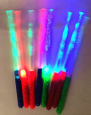 50 x battery operated Magic Fairy wands Light Up Flashing Concert Prop wholesale