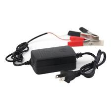 12V Portable Battery Charger Maintainer Tender for Motorcycle Car RV Boat ATV FT