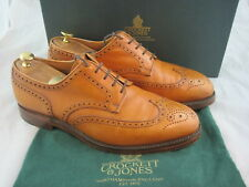 Crockett & Jones Cardiff Herrenschuhe in 44 / UK 9,5 / Top / Cognac / Tan