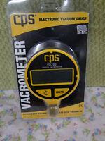 CPS PRODUCTS, VG200, DIGITAL VACROMETER, Vacuum Gauge