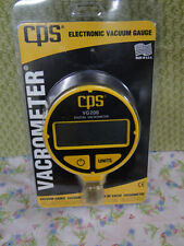 CPS PRODUCTS, VG200, DIGITAL VACROMETER, Vacuum Gauge