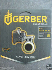 Lot of 10 Gerber GDC Keychain Hook Knife Daily Carry Outdoor Pocket Knife 1695
