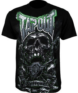BNWT TAPOUT NASTY PIRATE SHIRT XL UFC MMA XLARGE