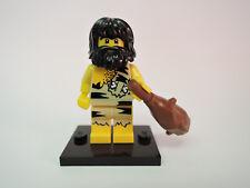 Lego Figur Sammelfigur Serie 1 Höhlenbewohner   col003