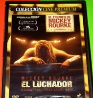 El luchador - DVD COLECCION CINE PREMIUM (NUEVO PRECINTADO)