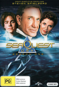 SEAQUEST DSV: SEASON 1 (1993) [NEW DVD]