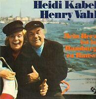 Heidi Kabel Mein Herz ist in Hamburg zu Hause (& Henry Vahl) [LP]