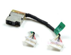 Netzbuchse kompatibel für HP 17-BY 17-CA 17T-CA 17Z-CA, Strombuchse DC Jack
