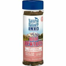 Natural Balance Limited Ingredient Diets Mini Rewards Soft and Chewy Dog Treats
