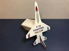 """F-16 Fighting Falcon General Dynamics 2"""" Trailer Hitch Cover"""