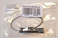 Roco 86030 Schleifer AC mit Halterung, 42 mm,  H0, NEU OVP, Flüsterschleifer