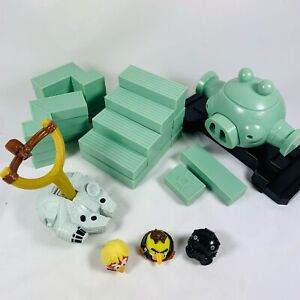 Angry Birds Star Wars Tie Fighter Jenga Set Not Complete, Replacement Parts