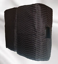 YAMAHA DBR15 DBR 15 CBR 15 CBR15 Padded Black Covers (2) - Quantity of 1=1 Pair!