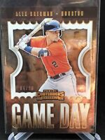 2020 Panini Contenders Baseball Alex Bregman Game Day /99 Houston Astros #2