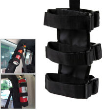 Roll Bar Safety Fire Extinguisher Holder Carrier For Jeep Wrangler JK TJ YJ Nice