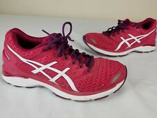 Asics GT 3000 5 Womens Running Shoes Bright Rose Stability Sz 9 US [T755N 2101]