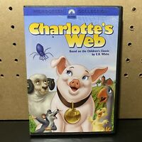 Charlottes Web (DVD, 2001, Widescreen Version) Tested