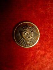 The Highland Light Infantry (Glasgow Regiment) Victorian Officer's Button, 20 mm