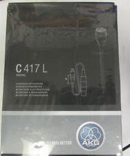 New AKG C417L Condenser Microphone