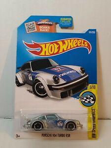 2016 Hot Wheels Porsche 934 Turbo RSR #181 (Silver) See Pics