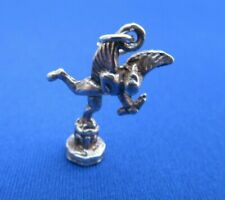 VINTAGE 925 STERLING SILVER CHARM STATUE OF EROS LONDON