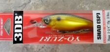 YO-ZURI 3DB SHAD - 70mm, Suspending - Gold/Black, fishing lure