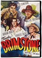 Brimstone 1949 DVD - Rod Cameron, Walter Brennan, Forrest Tucker