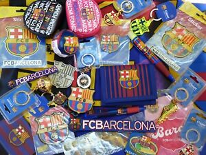 FC BARCELONA fcb Barça pen patch sticker wallet pin's fridge key ring ... Foot