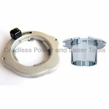 BOSCH 30mm Template Guide Bush +Holder for GKF600 Palm Router TE600 Plunge Base