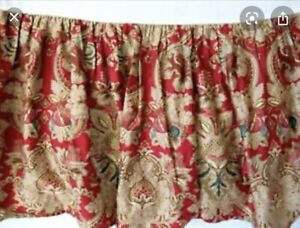 Ralph Lauren JARDINIERE FLORAL Bed Skirt ~King~ NEW in package