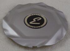 Etoria Wheels Silver Custom Wheel Center Cap Caps # CC-061 / >ABS-250<