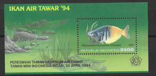 1994 MNH Indonesia Michel block 93