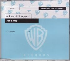Red Hot Chili Peppers-Cant Stop Promo cd single