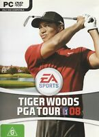 Pc Game - Tiger Woods - PGA Tour 08 (Offline Only)