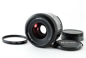 Excellent : Nikon AF Nikkor 35mm f/2 Wide Angle Prime Lens From JAPAN 864793