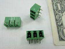 10 Phoenix Contact Male Pin Shrouded Headers Mc 1,5/ 3-G-5,08 1836192 8A 300V