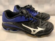 MIZUNO Wave Lightning SR Touch FR Volleyball Shoes Women's Size 9.5