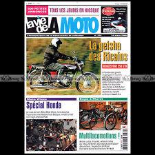 LA VIE DE LA MOTO LVM N°379 BRIDGESTONE 350 GTR 1969 MOTOBECANE D45 S MURET 2005