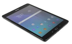 Samsung Galaxy Tab A 9.7 SM-T550 - 16GB Sandy Black Used