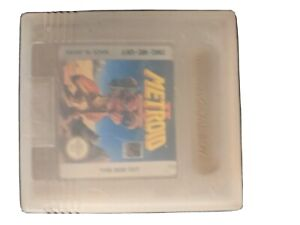 Metroid II: Return of Samus (Game Boy, 1991) Tested includes case!