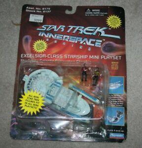 Star Trek Innerspace - USS Hood - Opened - Playmates Toys