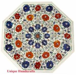 Marble Table Tops Dining Breakfast Table Coffee Dining Center Table Inlay Art