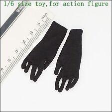 Y37-48 1/6 scale KGB HOBBY Black gloves